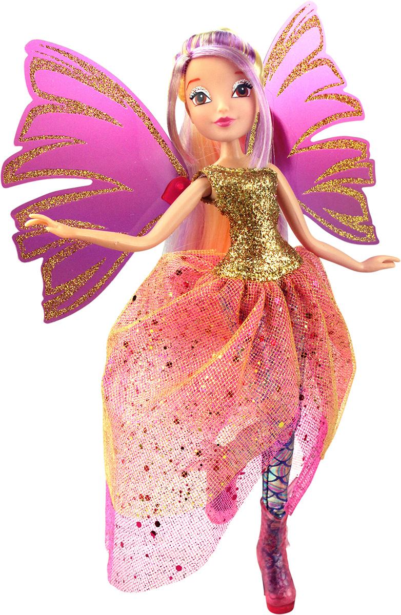 Winx Кукла Чудесная Сиреникс Стелла куклы winx кукла winx club чудесная сиреникс флора