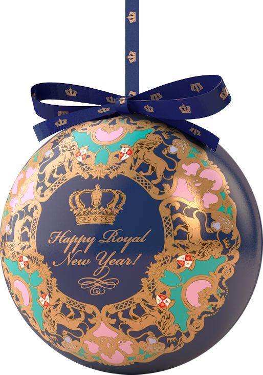 Richard Royal NY Ball синий, черный листовой чай, 40 г greenfield чай greenfield классик брекфаст листовой черный 100г