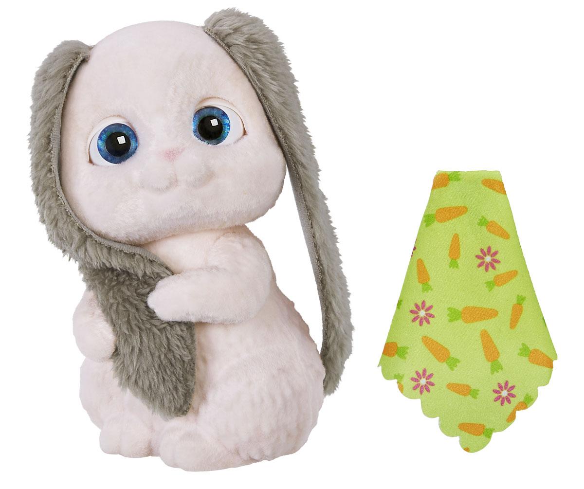 FurReal Friends Интерактивная игрушка Пушистый Друг Забавный Кролик интерактивная игрушка котенок furreal