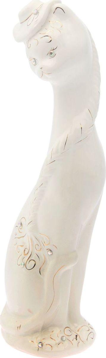 Копилка Керамика ручной работы Аленушка в шляпе, 13 х 13 х 43 см1734854Копилка — универсальный вариант подарка любому человеку, ведь каждый из нас мечтает о какой-то дорогостоящей вещи и откладывает или собирается откладывать деньги на её приобретение. Вместительная копилка станет прекрасным хранителем сбережений и украшением интерьера. Она выглядит так ярко и эффектно, что проходя мимо, обязательно захочется забросить пару монет. Обращаем ваше внимание, что копилка является одноразовой.