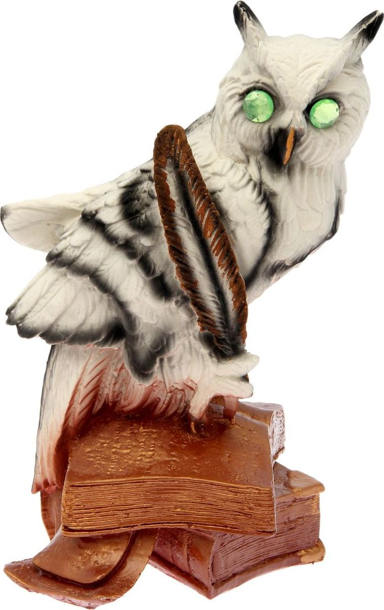 Фото - Копилка Premium Gips Сова на книге, 28 х 26 х 43 см копилка сова 13 х 15 х 25 см