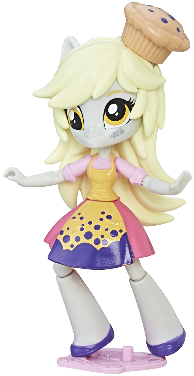 My Little Pony Equestria Girls Мини-кукла Кекс my little pony equestria girls мини кукла roseluck