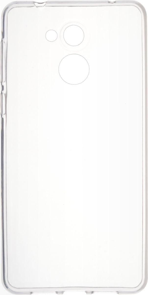 Skinbox Slim Silicone чехол-накладка для Huawei Honor 6C, Transparent skinbox huawei honor 6 plus skinbox lux