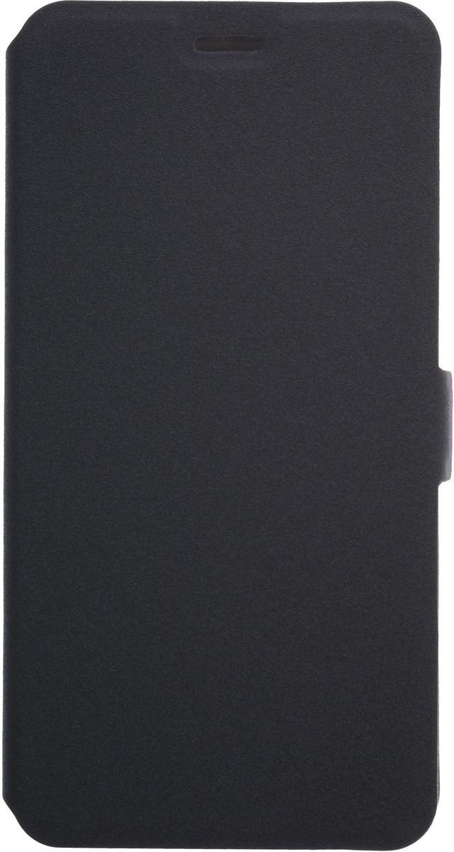 Prime Book чехол-книжка для Huawei Honor 6C, Black2000000148014Чехол надежно защищает ваш смартфон от внешних воздействий, грязи, пыли, брызг. Он также поможет при ударах и падениях, не позволив образоваться на корпусе царапинам и потертостям. Чехол обеспечивает свободный доступ ко всем функциональным кнопкам смартфона и камере.