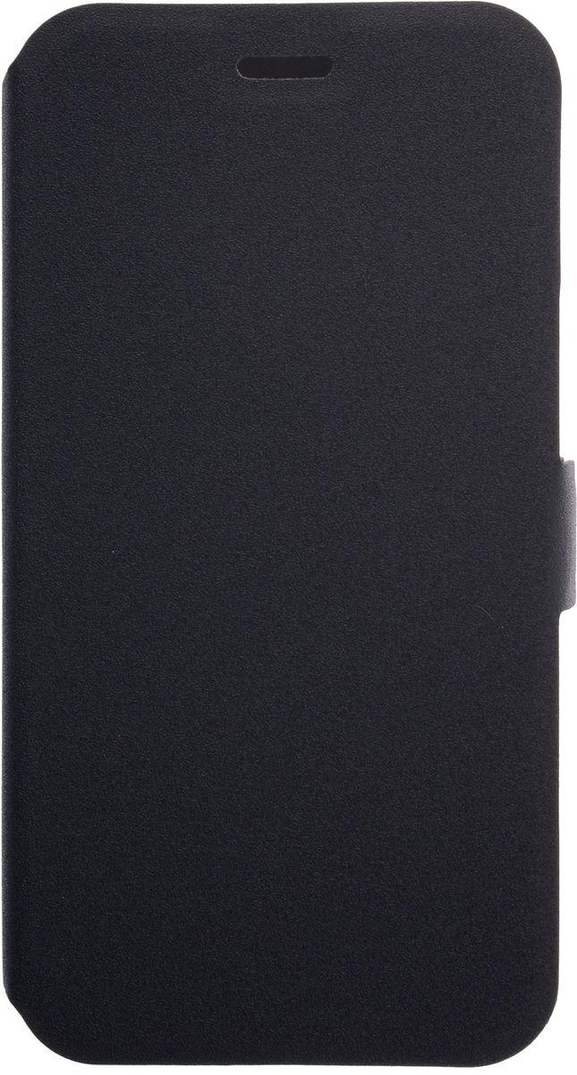 Prime Book чехол-книжка для ASUS Zenfone Live (ZB501KL), Black2000000148038Чехол Prime Book для ASUS Zenfone Live (ZB501KL) выполнен из высококачественных материалов. Он обеспечивает надежную защиту корпуса и экрана смартфона и надолго сохраняет его привлекательный внешний вид. Чехол также обеспечивает свободный доступ ко всем разъемам и клавишам устройства.