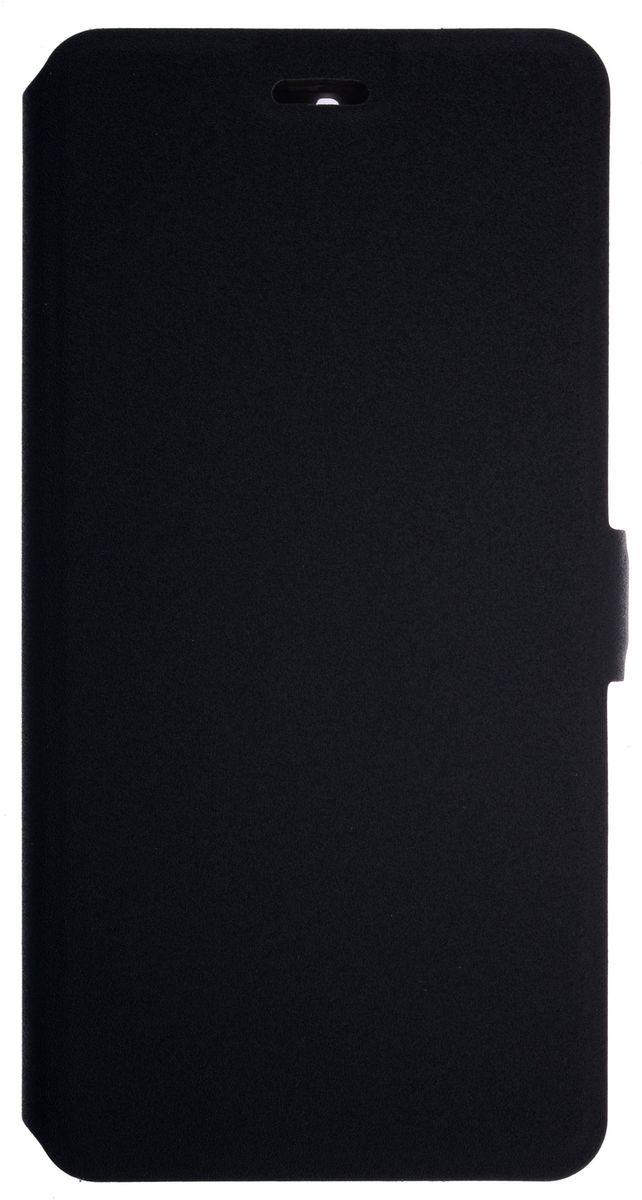 Prime Book T-P-N5-05 чехол-книжка для Nokia 5, BlackT-P-N5-05Чехол Prime Book T-P-N5-05 надежно защищает ваш смартфон от внешних воздействий, грязи, пыли, брызг. Он также поможет при ударах и падениях, не позволив образоваться на корпусе царапинам и потертостям. Чехол обеспечивает свободный доступ ко всем функциональным кнопкам смартфона и камере.