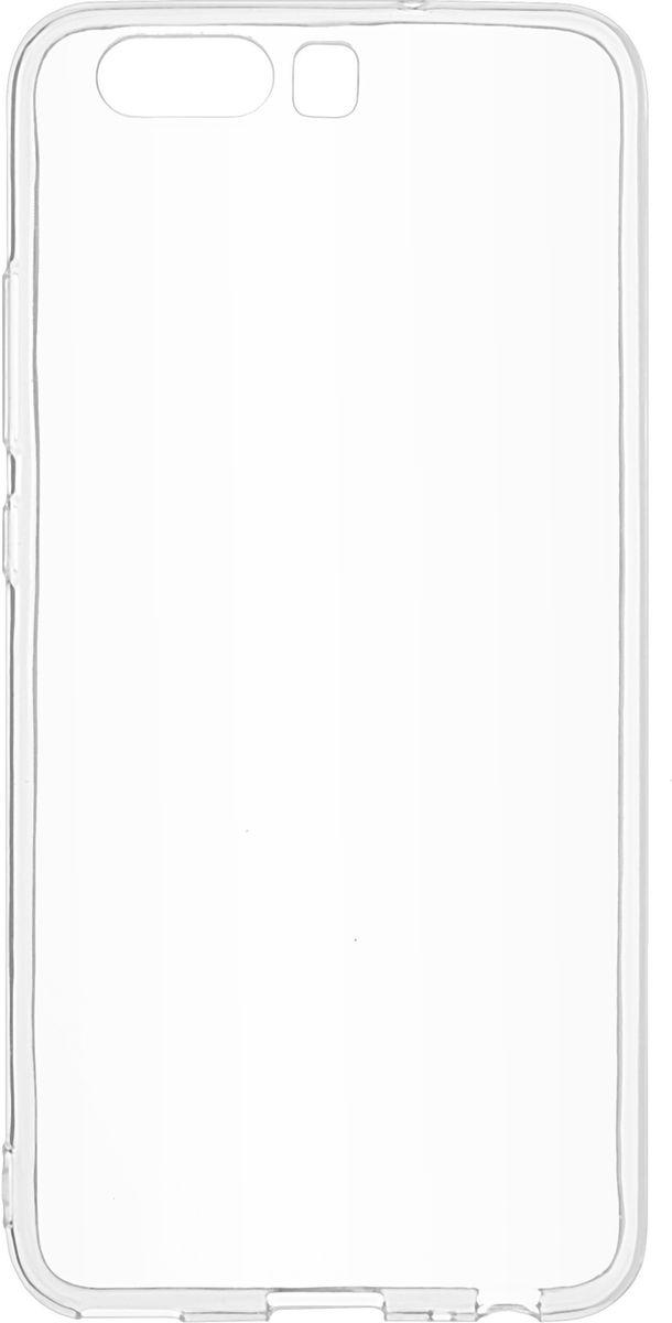 Skinbox Slim Silicone чехол-накладка для Huawei P10, Transparent чехлы для телефонов skinbox накладка skinbox slim silicone color для apple iphone 7