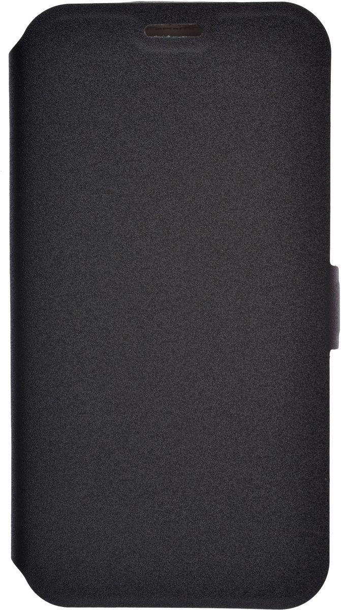 Prime Book чехол-книжка для Asus ZenFone Go ZB500KL, Black2000000122731Чехол Prime Book для ASUS ZenFone Go (ZB500KL) выполнен из высококачественного поликарбоната и экокожи. Он обеспечивает надежную защиту корпуса и экрана смартфона и надолго сохраняет его привлекательный внешний вид. Чехол также обеспечивает свободный доступ ко всем разъемам и клавишам устройства.
