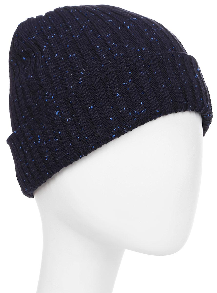 Шапка Adidas Tango Woolie, цвет: темно-синий. BR1688. Размер 58/60BR1688Зимняя шапка Tango Woolie от adidas выполнена из полиакрила с добавлением полиэстера. Модель лаконичного дизайна прекрасно дополнит ваш повседневный образ и защитит от холода и ветра в непогоду.
