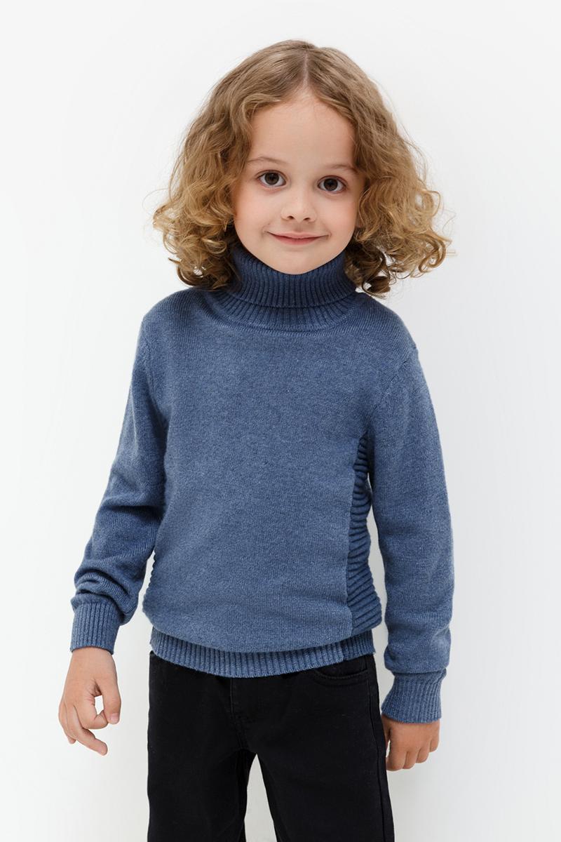 Свитер для мальчиков Acoola Acura, цвет: синий. 20120320022. Размер 11020120320022