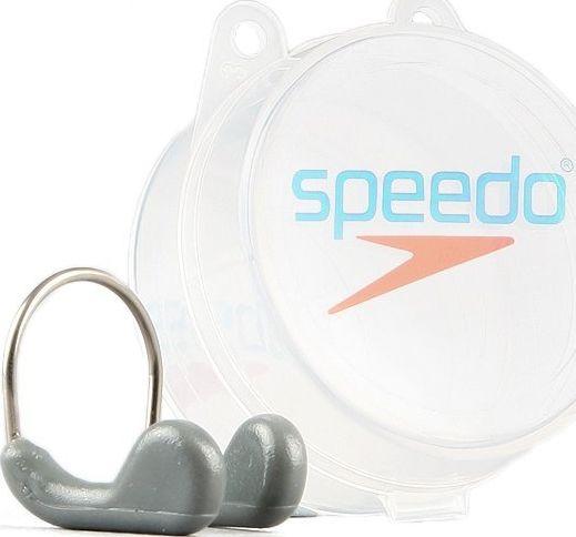 Зажим для носа Speedo  Competition Nose Clip , цвет: бежевый - Дайвинг