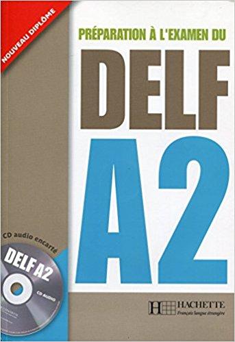 DELF A2 Livre (+CD) le delf 100% reussite a1 cd