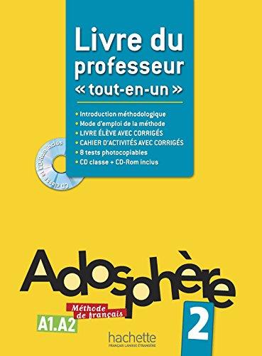 Adosphere 2 Livre du professeur