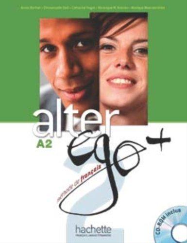 Alter EGO Plus: Livre de l'eleve (+ CD-ROM) stendhal le rouge et le noir niveau 3 cd