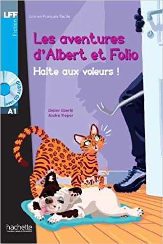 Albert Et Folio: Halte Aux Voleurs ! + CD Audio MP3 albert et folio halte aux voleurs cd audio mp3