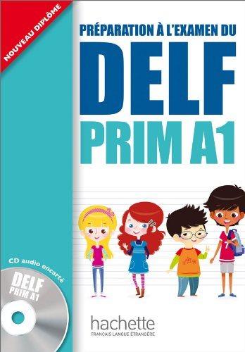 DELF Prim A1+CD русский для всех 1000 практических упражнений уровень 3 cd
