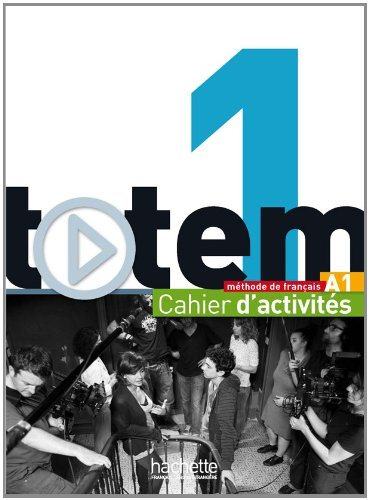 Totem 1: Cahier d'activites (+ CD)