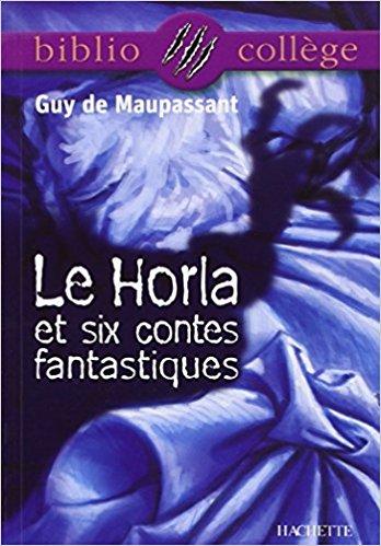 Horla et six contes fantastiques un sonador para un pueblo