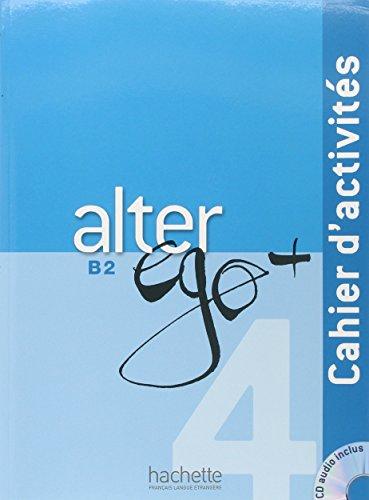 Alter Ego +B 2 Cahier + CD худи print bar alter ego