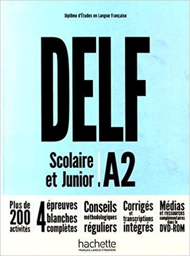 Delf Scolaire Et Junior: Livre A2 + DVD-Rom с и непейвода грим учебное пособие dvd rom