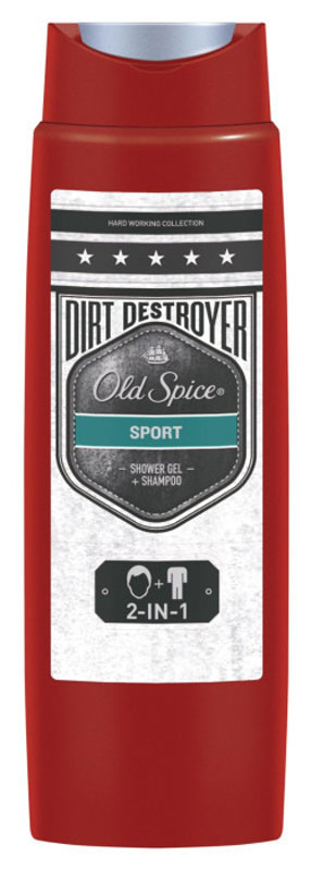OLD SPICE Гель для душа Odor Blocker Sport 250 мл
