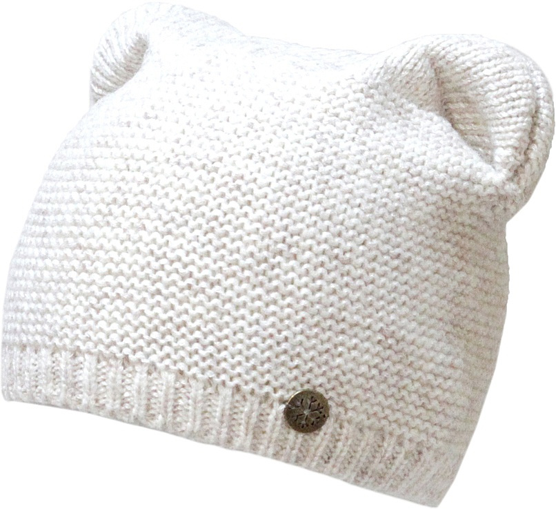 Шапка женская Marhatter, цвет: белый. MWH7192/2. Размер 56/58MWH7192/2Модная шапка кошка в стиле Yeti. Модель отлично подойдет современным модницам, которые хотят проявить свою индивидуальность.