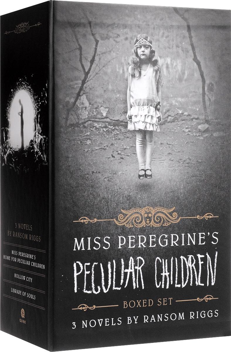 Miss Peregrine (комплект из 3 книг) riggs r miss peregrine 3 library of souls