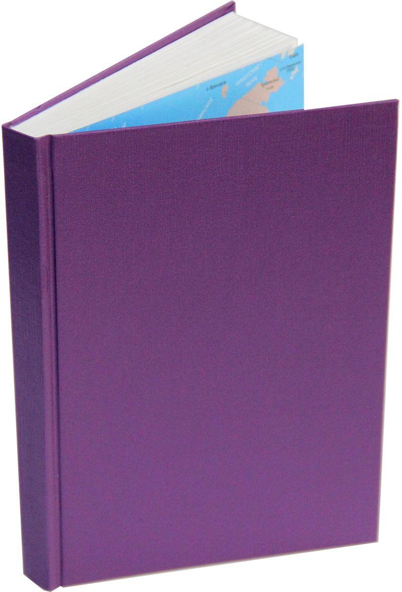 Канц-Эксмо Ежедневник недатированный 152 листов цвет сиреневый формат А5 listoff ежедневник мегаполис недатированный 152 листа