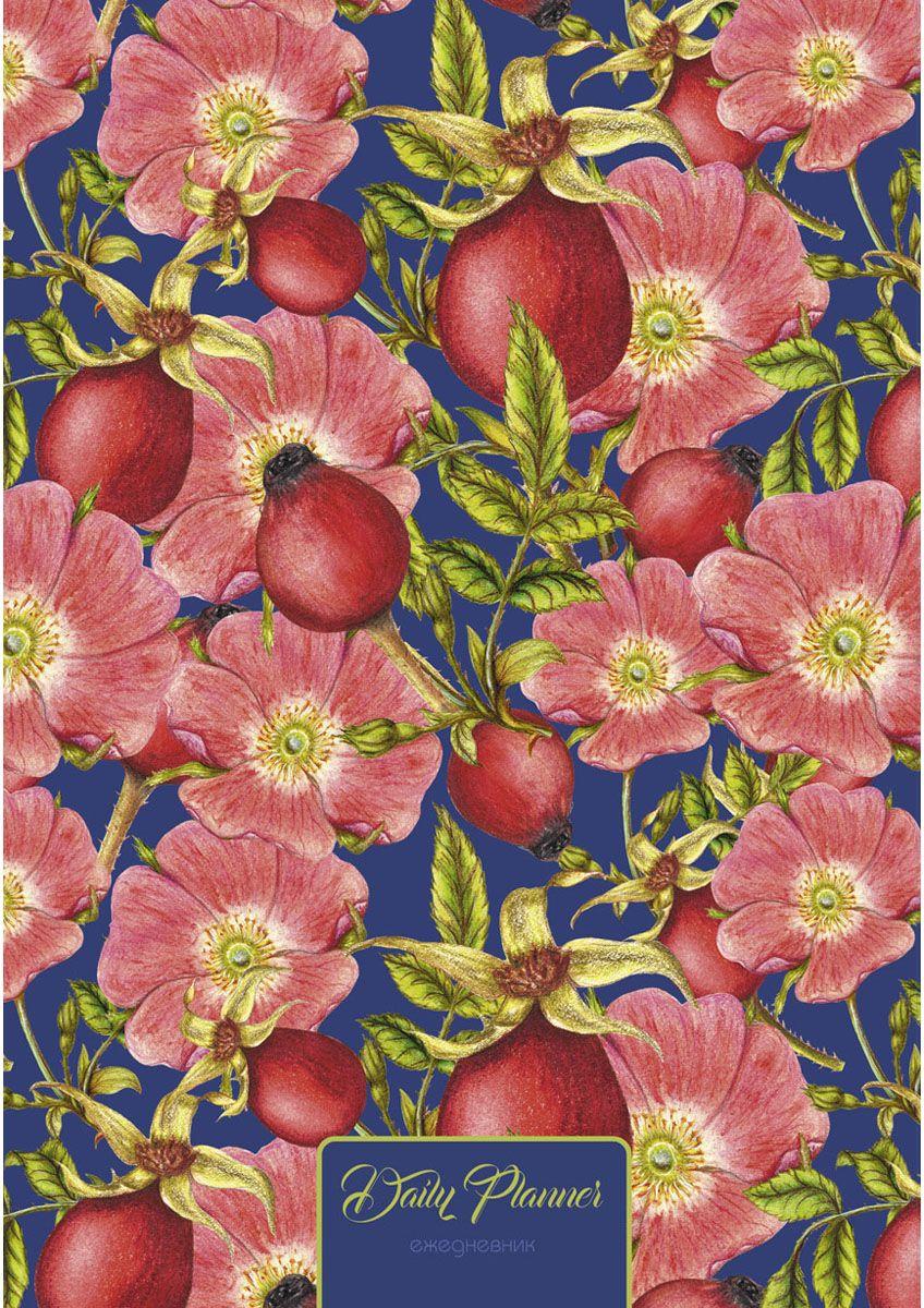 Канц-Эксмо Ежедневник Цветы Дыхание лета недатированный 152 листа формат А5 канц эксмо блокнот цветы нежность 64 листа