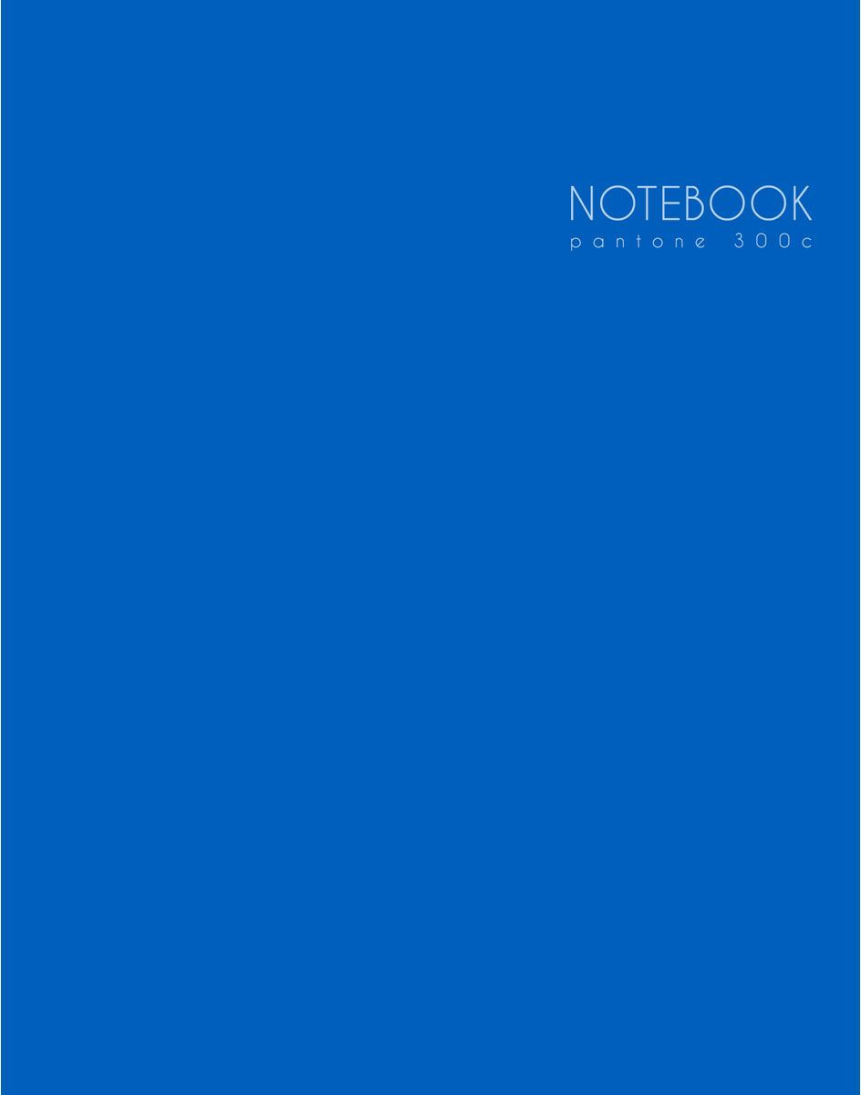 Канц-Эксмо Блокнот Новая палитра 96 листов цвет синий записные книжки канц эксмо книга для записей с поролоном 80 листов орнамент разноцветные зонтики