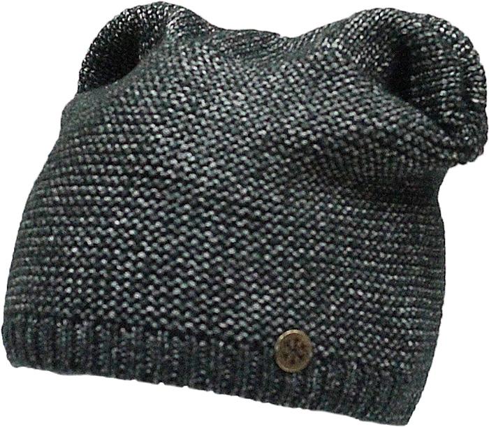 Шапка женская Marhatter, цвет: темно-зеленый. MWH7192/2. Размер 56/58MWH7192/2Модная шапка кошка в стиле Yeti. Модель отлично подойдет современным модницам, которые хотят проявить свою индивидуальность.