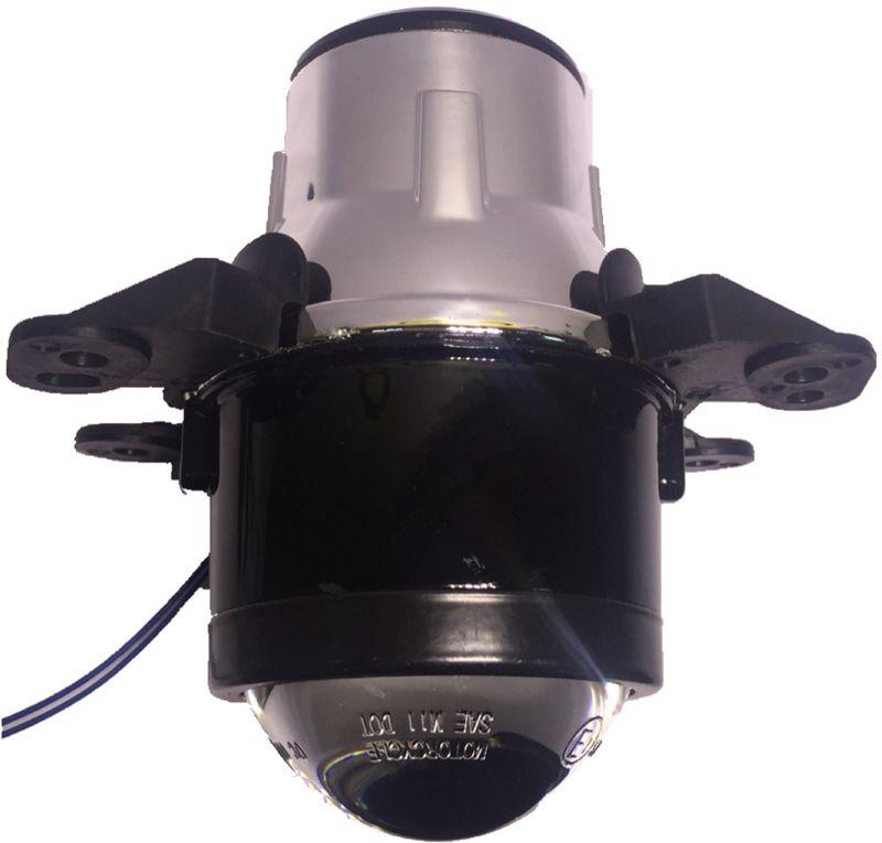 Противотуманный модуль Egolight Н11, универсальный1600000110793Линзованый противотуманный модель - универсальный для любых марок автомобиля с круглыми ПТФ. Диаметр линзы 6 см.
