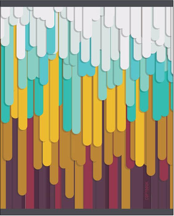 Канц-Эксмо Тетрадь Цветовые импровизации 48 листов в клеткуТК2Л485468Тетрадь Канц-Эксмо Цветовые импровизации формата А5 великолепно подойдет для записей и конспектов. Тетрадь имеет внутренний блок на скрепках из белой офсетной бумаги плотностью 60гр/м2 с разметкой в клетку. Обложка выполнена из мелованного картона с твин-лаком.