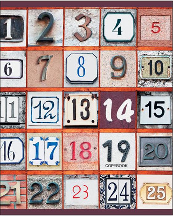Канц-Эксмо Тетрадь Магия чисел 48 листов в клеткуТКЛ485389Тетрадь А5 48л., скрепка, клетка, обложка: мелованный картон, матовая ламинация, выборочный лак, бумага офсетная 60 г/м2. в ассортименте. Магия чисел 48л., в ассортименте