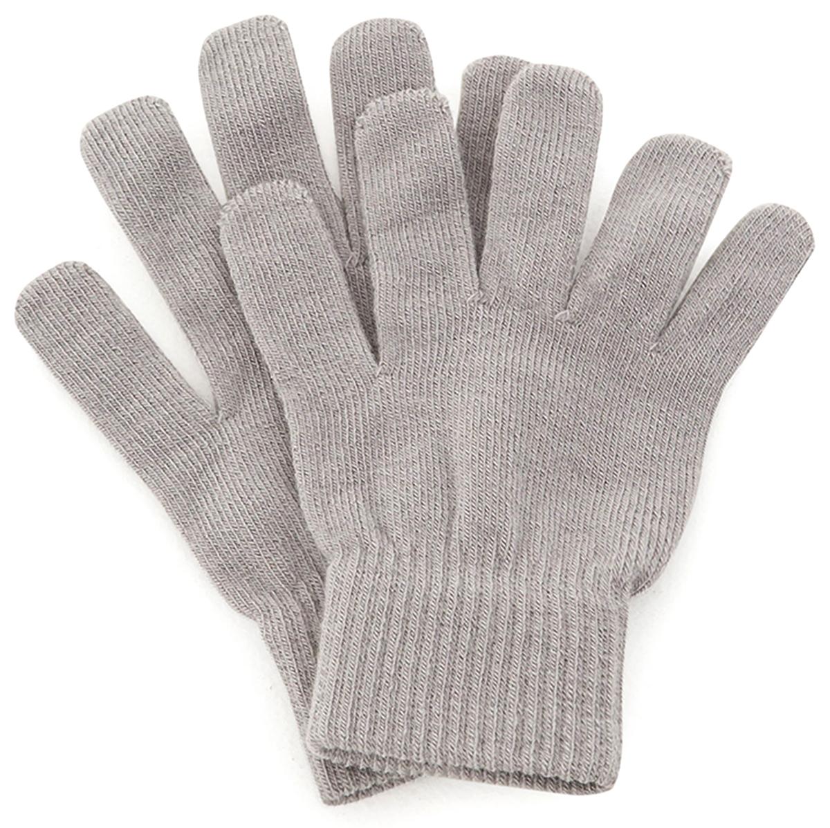Перчатки для девочки Acoola Ika, цвет: серый. 20236420009. Размер L (10)20236420009Вязаные перчатки от Acoola выполнены из натуральной акриловой пряжи. Такие перчатки согреют руки вашего ребенка в холодную погоду.