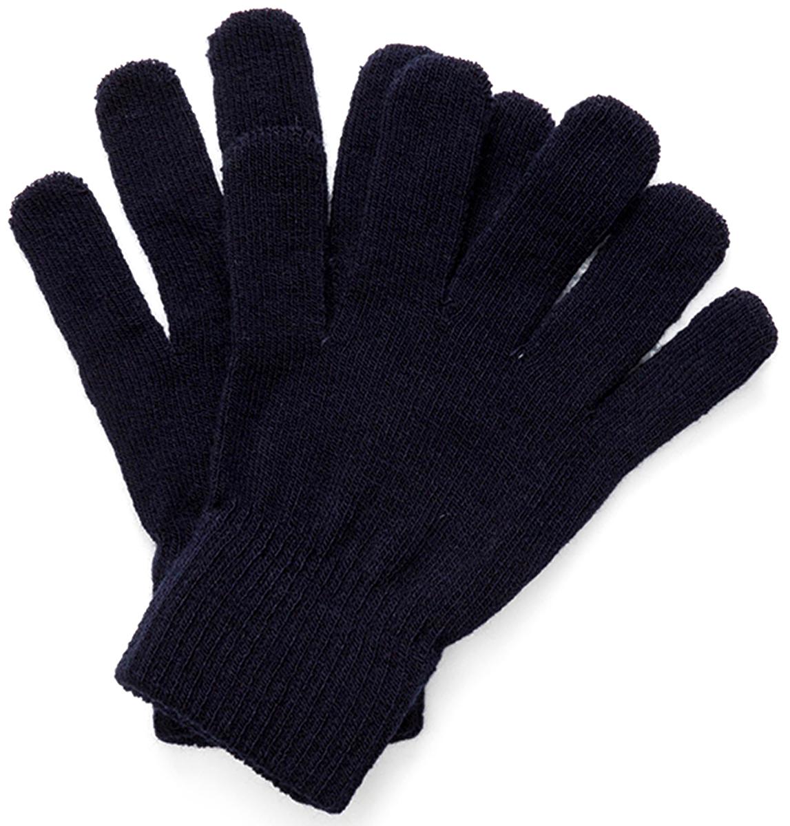 Перчатки для девочки Acoola Kilo, цвет: темно-синий. 20236420008. Размер S (6)20236420008Вязаные перчатки от Acoola выполнены из натуральной акриловой пряжи. Такие перчатки согреют руки вашего ребенка в холодную погоду.