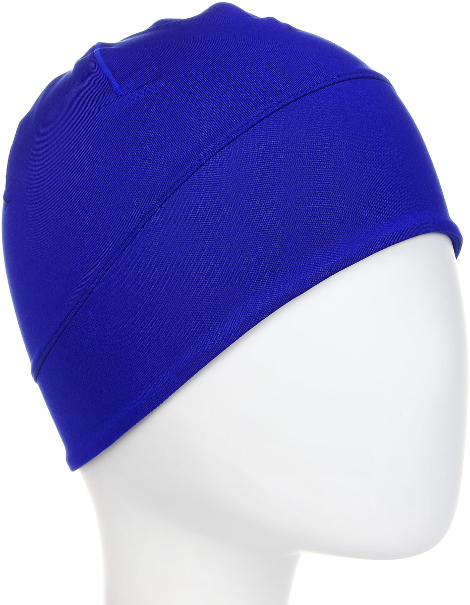 Шапка Salomon Active Beanie, цвет: синий. L39491900. Размер универсальныйL39491900Легкая, компактная и теплая шапка ACTIVE BEANIE из микрофлиса получила обновленный дизайн и светоотражающую отделку сзади.