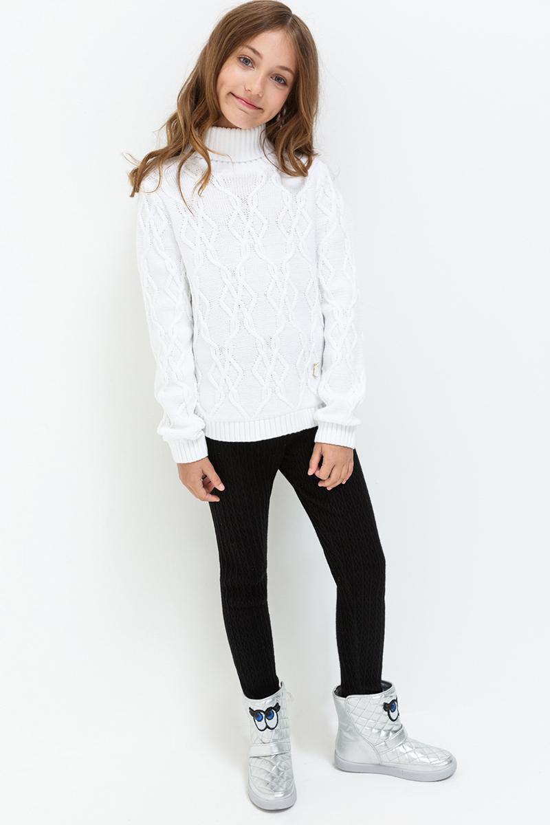 Термобелье брюки для девочек Acoola Gilbert, цвет: черный. 20210160114. Размер 15820210160114