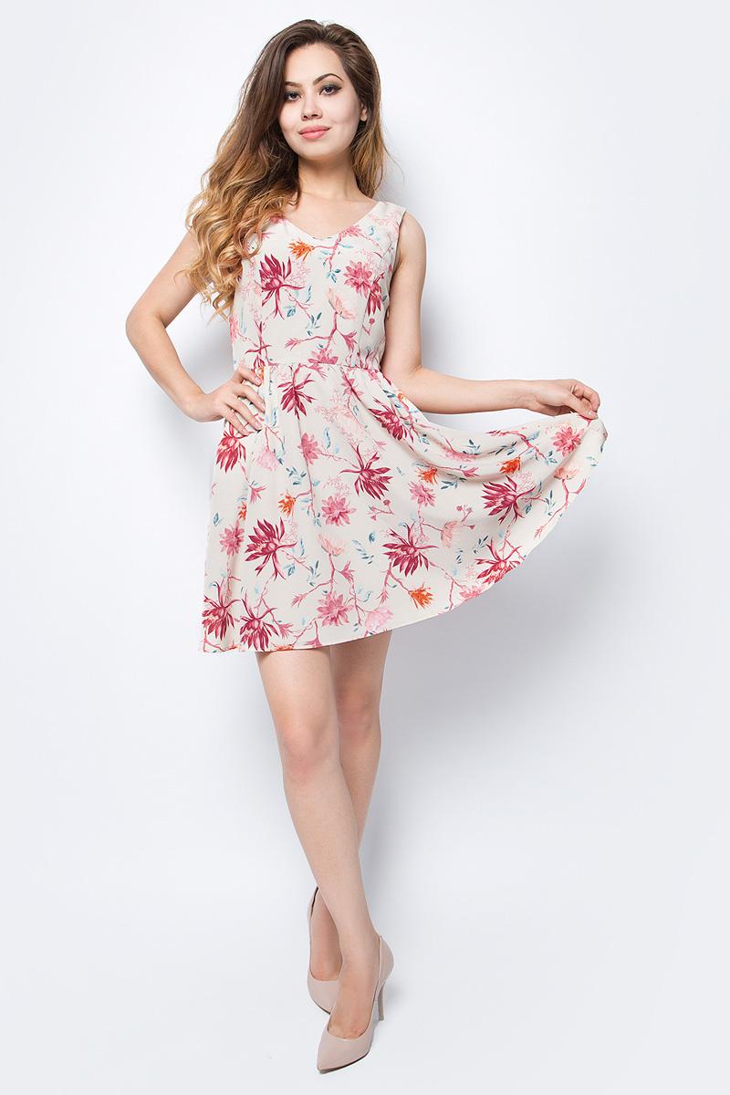 Платье женское Only, цвет: розовый. 15135255_Pink Tint. Размер 34 (40) платье only only on380ewuvu86