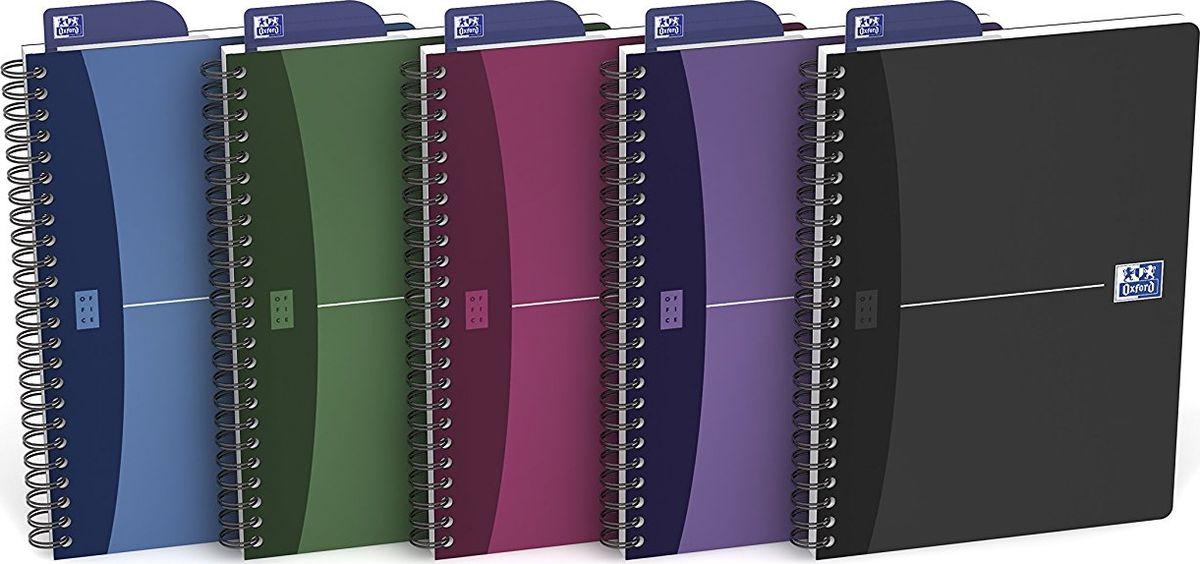 Oxford Бизнес-тетрадь Off Notebook 50 листов в линейку 10 шт100101930
