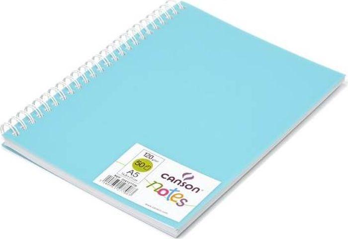 Canson БлокнотдлязарисовокCansonNotesцвет голубой 50 листов 204127708204127708Блокноты Canson Notes прекрасно подходят для современных художников. Они идеальны для ежедневных записей, набросков, карандаша, пастели и чернил.Благодаря высококачественной бумаге, гелиевые и масляные чернила не просачиваются, а пластиковая обложка защищает листы от смятия.Бумага в блокнотах соответствует международному стандарту ISO 9706, не содержит кислот, производится без применения оптических отбеливателей, устойчива к плесени.