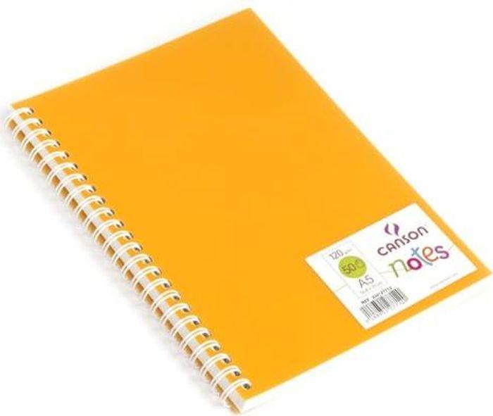 Canson БлокнотдлязарисовокCansonNotesцвет оранжевый 50 листов 204127712 -