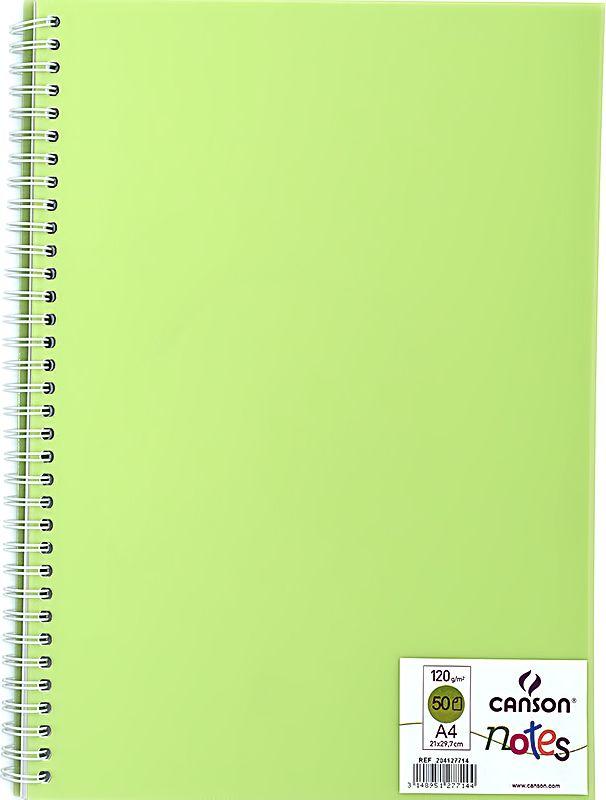 Canson БлокнотдлязарисовокCansonNotesцвет зеленый 50 листов 204127714204127714Блокноты Canson Notes прекрасно подходят для современных художников. Они идеальны для ежедневных записей, набросков, карандаша, пастели и чернил.Благодаря высококачественной бумаге, гелиевые и масляные чернила не просачиваются, а пластиковая обложка защищает листы от смятия.Бумага в блокнотах соответствует международному стандарту ISO 9706, не содержит кислот, производится без применения оптических отбеливателей, устойчива к плесени.