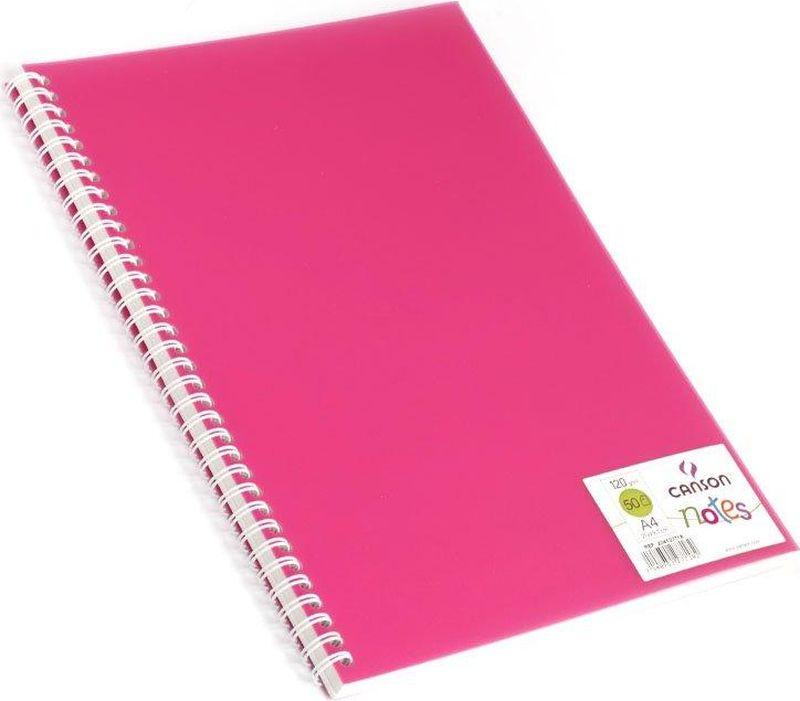 Canson БлокнотдлязарисовокCansonNotesцвет розовый 50 листов 204127718204127718Блокноты Canson Notes прекрасно подходят для современных художников. Они идеальны для ежедневных записей, набросков, карандаша, пастели и чернил.Благодаря высококачественной бумаге, гелиевые и масляные чернила не просачиваются, а пластиковая обложка защищает листы от смятия.Бумага в блокнотах соответствует международному стандарту ISO 9706, не содержит кислот, производится без применения оптических отбеливателей, устойчива к плесени.