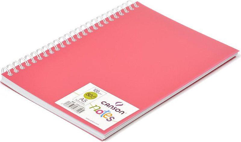 Canson БлокнотдлязарисовокCansonNotesцвет розовый 50 листов 204127720204127720Блокноты Canson Notes прекрасно подходят для современных художников. Они идеальны для ежедневных записей, набросков, карандаша, пастели и чернил.Благодаря высококачественной бумаге, гелиевые и масляные чернила не просачиваются, а пластиковая обложка защищает листы от смятия.Бумага в блокнотах соответствует международному стандарту ISO 9706, не содержит кислот, производится без применения оптических отбеливателей, устойчива к плесени.