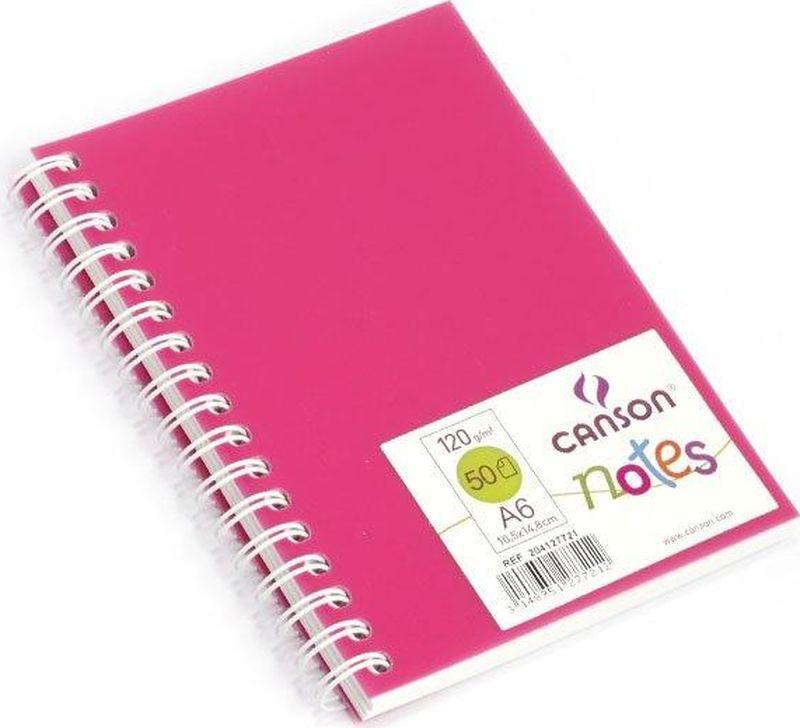 Canson БлокнотдлязарисовокCansonNotesцвет розовый 50 листов 204127721204127721Блокноты Canson Notes прекрасно подходят для современных художников. Они идеальны для ежедневных записей, набросков, карандаша, пастели и чернил.Благодаря высококачественной бумаге, гелиевые и масляные чернила не просачиваются, а пластиковая обложка защищает листы от смятия.Бумага в блокнотах соответствует международному стандарту ISO 9706, не содержит кислот, производится без применения оптических отбеливателей, устойчива к плесени.