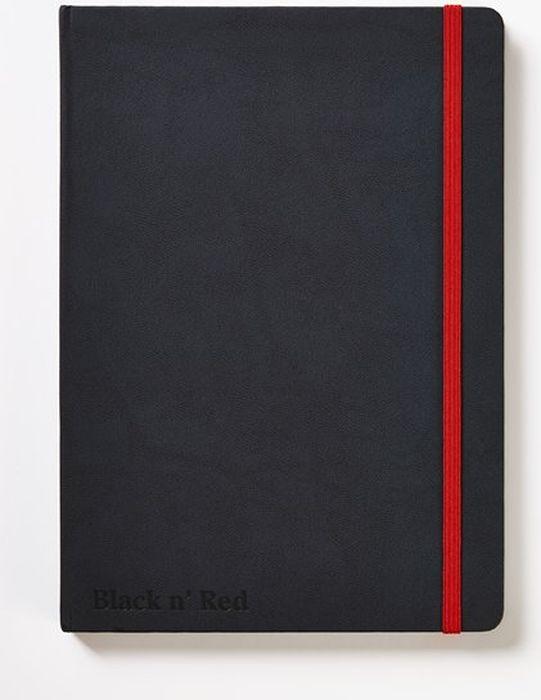 Oxford Блокнот Black n Red 72 листа 400033673400033673Бизнес-тетрадь Oxford Black n Red идеально подойдет для профессионалов, ценящих качество и надежность письменных принадлежностей. Такая тетрадь может быть использована как в личных целях, так и в качестве регистрационного журнала или архивных записей. Благодаря специальному переплету тетрадь раскрывается на 180°, что позволяет использовать сразу обе страницы на развороте.