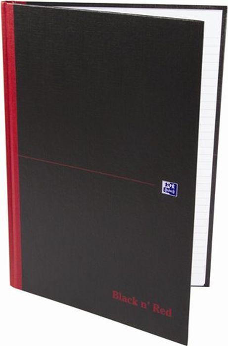 Oxford Блокнот Black 'n' Red Bookbound Notebook 96 листов 400047607400047607Бизнес-тетрадь Oxford Black n Red идеально подойдет для профессионалов, ценящих качество и надежность письменных принадлежностей. Такая тетрадь может быть использована как в личных целях, так и в качестве регистрационного журнала или архивных записей. Благодаря специальному переплету тетрадь раскрываетсяна 180 градусов, что позволяет использовать сразу обе страницы на развороте.