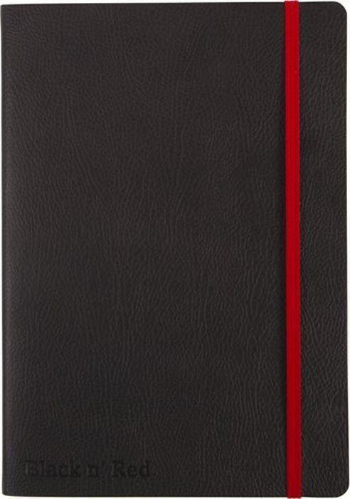 Oxford Блокнот Black n Red 72 листа 400051204400051204Бизнес-тетрадь Oxford Black n Red идеально подойдет для профессионалов, ценящих качество и надежность письменных принадлежностей. Такая тетрадь может быть использована как в личных целях, так и в качестве регистрационного журнала или архивных записей. Благодаря специальному переплету тетрадь раскрывается на 180°, что позволяет использовать сразу обе страницы на развороте.