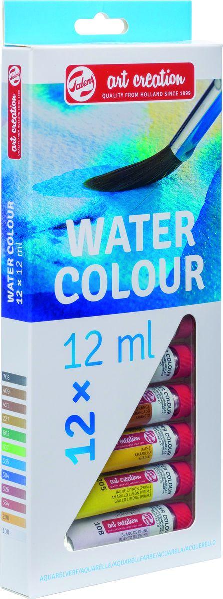 Royal Talens Набор акварельных красок Art Creation 12 цветов 9022012M -  Краски